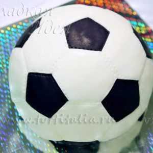 Детский торт Футбольный мяч