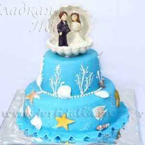 Свадебный торт 004049