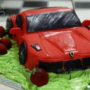 Торт: MAISTO Ferrari