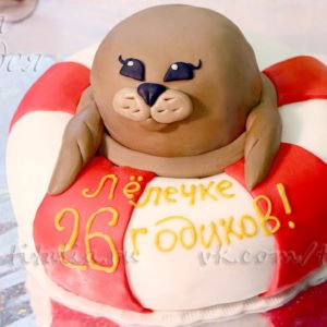 Детский торт 004132