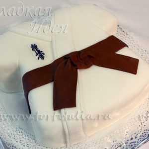 Детский торт Кимоно