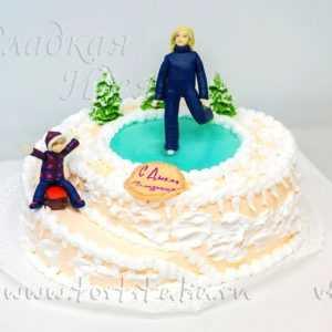 Торт на заказ 004206
