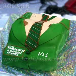 Торт Налоговая Служба