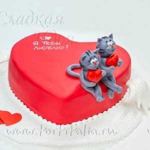Торт на заказ: Влюбленные