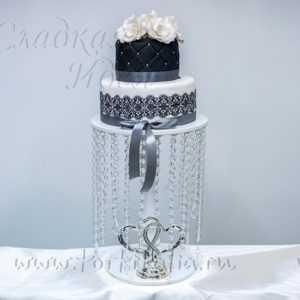 Свадебный торт 004320