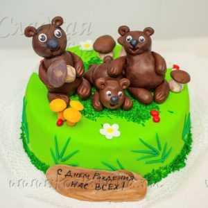 Торт детский 007008