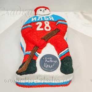 Торт Хоккеист