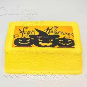 Торт на Хеллоуин: 007121