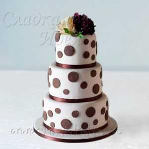 Торт свадебный 007244