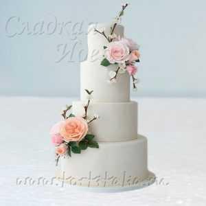 Торт свадебный 007246