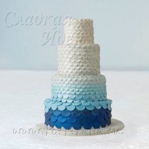 Торт свадебный 007248