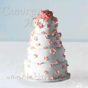 Торт на свадьбу 007251