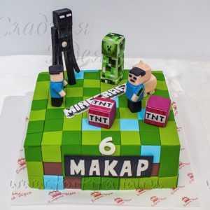 Торт для детский Крафт