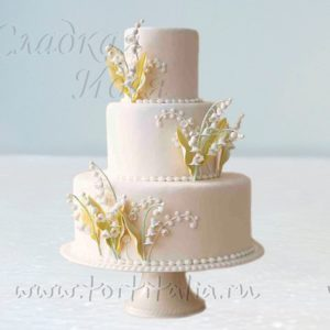 Торт на свадьбу 007279