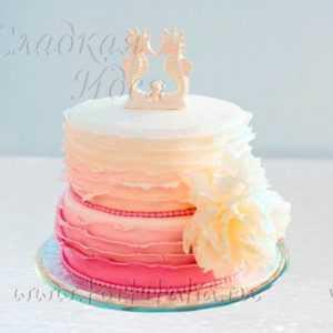 Свадебный торт 007281