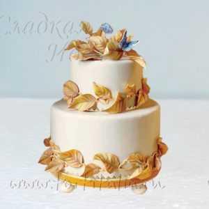 Торт на свадьбу 007283