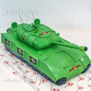Торт Танк 007318