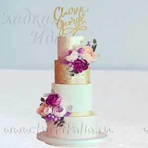 Свадебный торт 007352