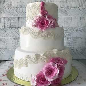 Свадебный торт 007374