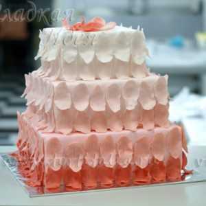 Свадебный торт 004091
