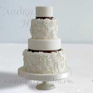 Свадебный торт 007174
