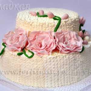 Торт на День рождения 002841