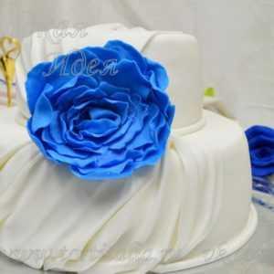 Свадебный торт 004111