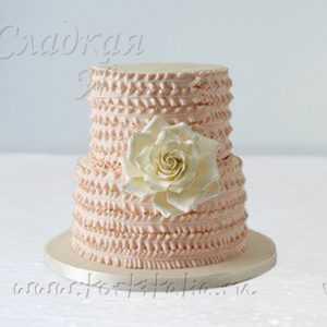 Свадебный торт 007254