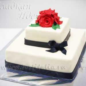 Свадебный торт 004150