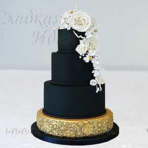 Свадебный торт 007358
