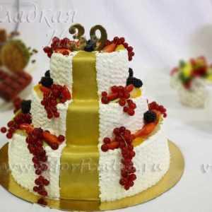 Торт на День рождения 39 лет