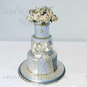 Свадебный торт 007349