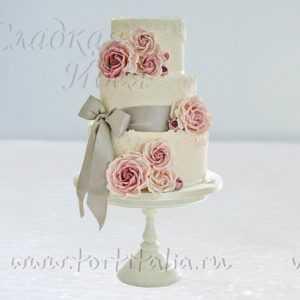 Свадебный торт 007359