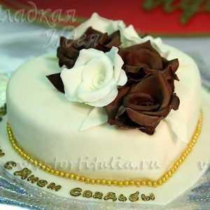 Торт из мастики 002707