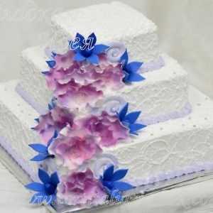 Свадебный торт 004099