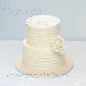 Свадебный торт 007245